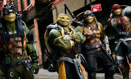 tortugas ninja 2 ninja turtles tráiler español Out of the Shadows