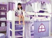 Dormitorio infantil princesas