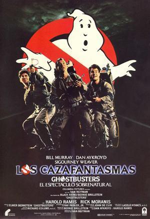 """Recomendaciones cinéfagas: """"Los Cazafantasmas"""" y """"Los Fantasmas Atacan al Jefe"""""""