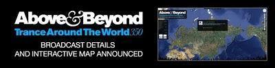 Above&Beyond; desvelan todos los detalles del Trance Araund the World 350