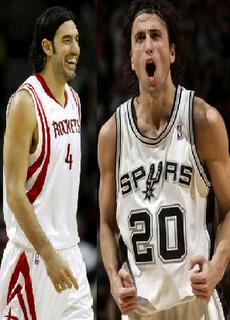Los Angeles, rivales de hoy para los argentinos en la NBA