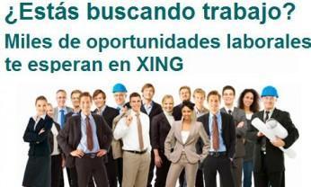 8 formas de sacarle el mayor provecho a XING al buscar empleo
