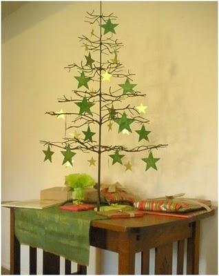 decorar la navidad con un estilo minimalista
