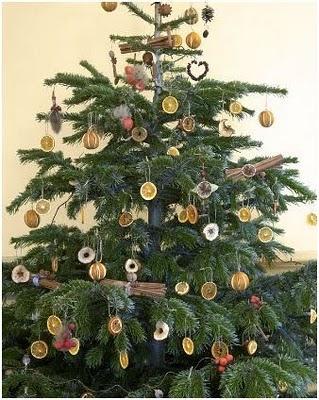 decorar la navidad con estilo natural