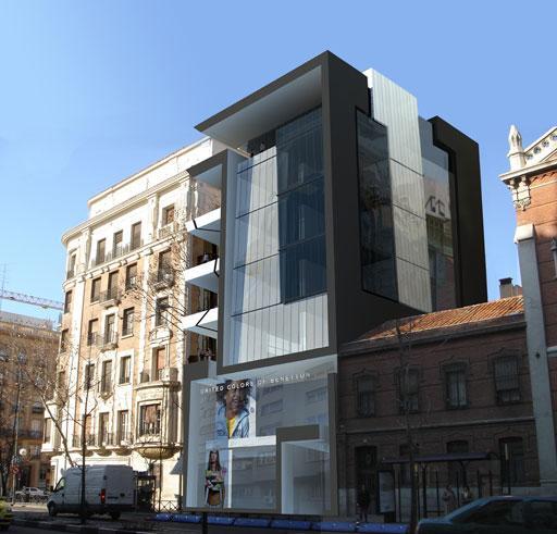 edificio en goya paperblog