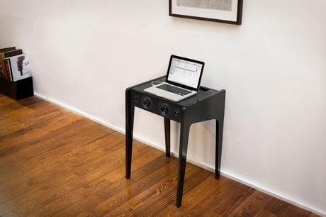 Laptop Dock LD 120 :: escritorio HiFi