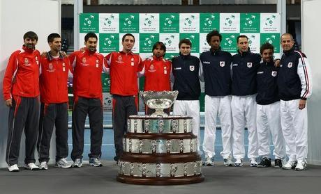 Copa Davis: Serbia y Francia van por el trofeo más codiciado