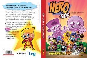 Ndp: Hero Kids salta al papel