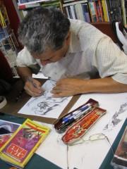 Pablo Marcos: Las huellas de un peruano en el universo Star Wars