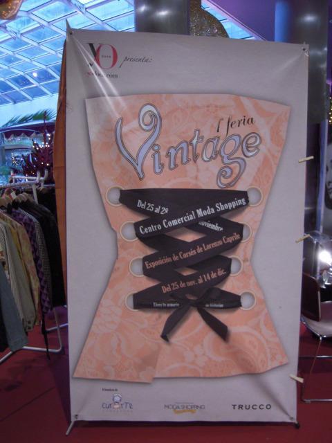 I feria de moda vintage paperblog - Centro comercial moda shoping ...