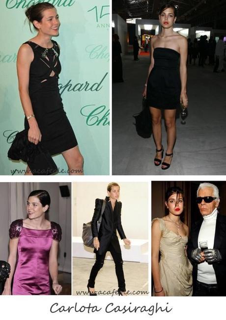 Style: Carlota Casiraghi