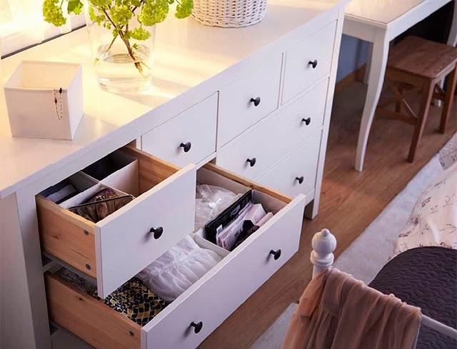Dormitorios hemnes de ikea paperblog for Comoda hemnes ikea