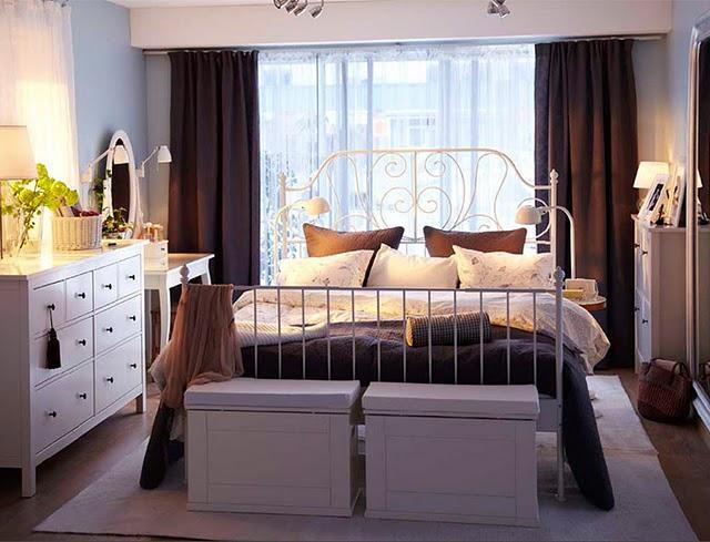 Dormitorio Ikea ~ Dormitorios Hemnes de ikea Paperblog