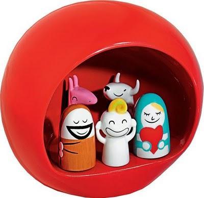 portales de belen pequeños para decorar en navidad