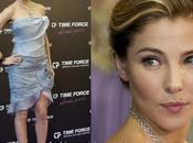 "Elsa Pataky presentó Madrid ""Ultimate Jewels"", Time Force. Analizamos look"