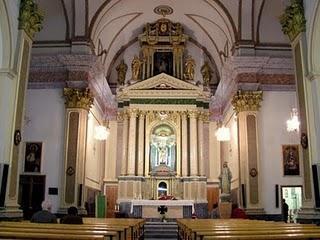 Torremanzanas. Fiestas de la Inmaculada o Fiesta de las Solteras 2010