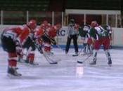 Hockey Hielo: Aramón Jaca goleó 1-10 Anglet.