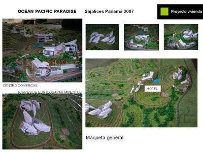 BAMBÚ - GUADUA: Proyecto residencial turístico en Panamá