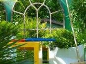 Espejos jardín