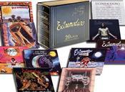 venta caja discografía completa Extremoduro
