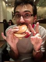 Encuestas y mas hamburguesas