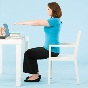5 ejercicios para la oficina!!