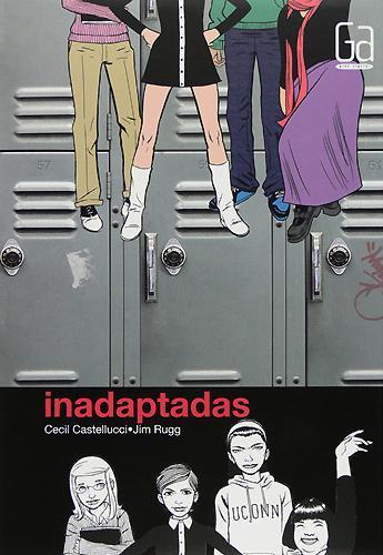 Inadaptadas, de Cecil Castellucci