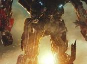 Primer teaser póster Transformers Michael ahora