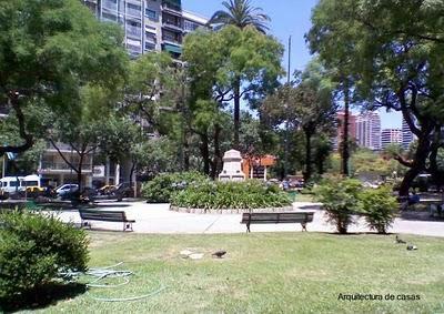 Parques y jardines en Buenos Aires