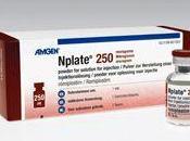 'nplate' mantiene recuento plaquetas durante años pacientes