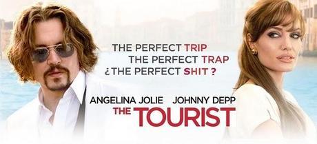 La crítica suspende a Johnny Depp y Angelina en The Tourist