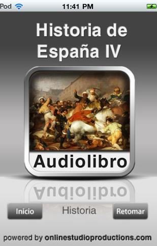 Historia de España para iOS: iPhone, iPad y iPod Touch