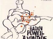 """Vontade"""" (1963) Baden Powell. primer trabajo mejores guitarristas brasileños historia."""