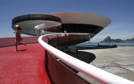 Museo de Arte Contemporáneo de Niterói