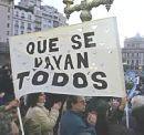 España rechaza políticos corruptos