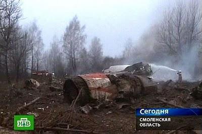 El accidente del Tupolev se debió