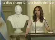Chauuu Cristina Kirchner