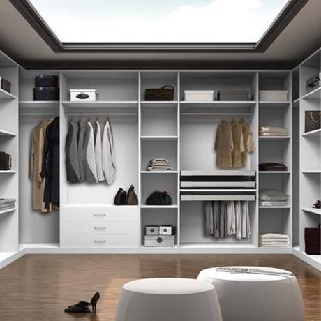 Ideas de vestidores paperblog for Muebles de interior modernos