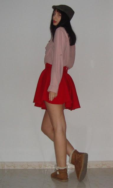 RED-PINK