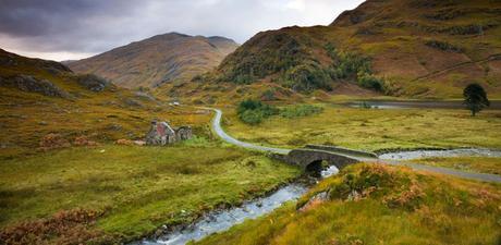 Sobreviviendo a Escocia sin coche