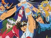 NUEVO Anime SAINT SEIYA para 2016 Caballeros Zodiaco
