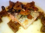 recetas menú micológico parador (platos principales)