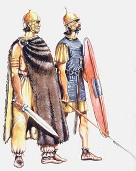 Cartagineses vs Carpetanos