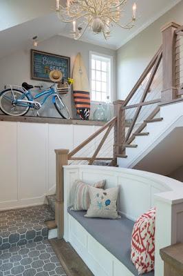 nuevas escaleras rusticas