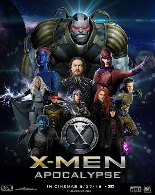 X-Men Apocalipsis Trailer subtitulado