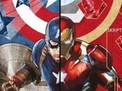 @CaptainAmerica: Nuevas imágenes #CaptainAmericaCivilWar