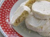 Recetas para regalar: galletitas limón (que disuelven boca)