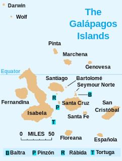 EL SECRETO DE LAS ISLAS GALÁPAGOS