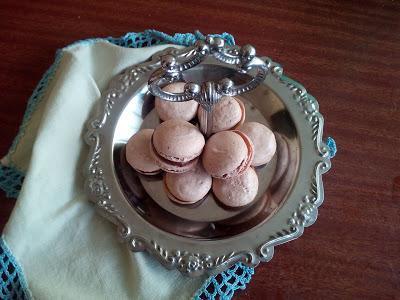 Macarons de Castañas