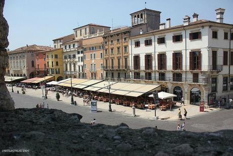24 hs. en Verona: la monumental Arena y sus alrededores